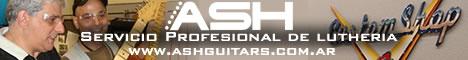 Ash Guitars